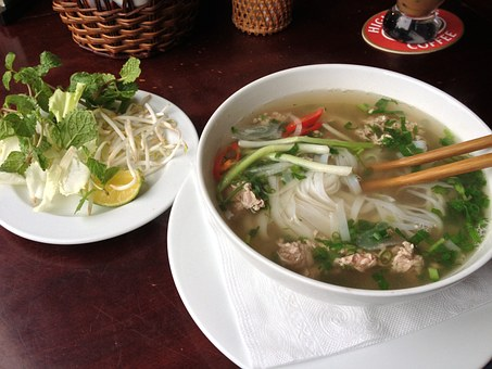Vietnamese Food: Easy Yet Mouthwatering Recipes