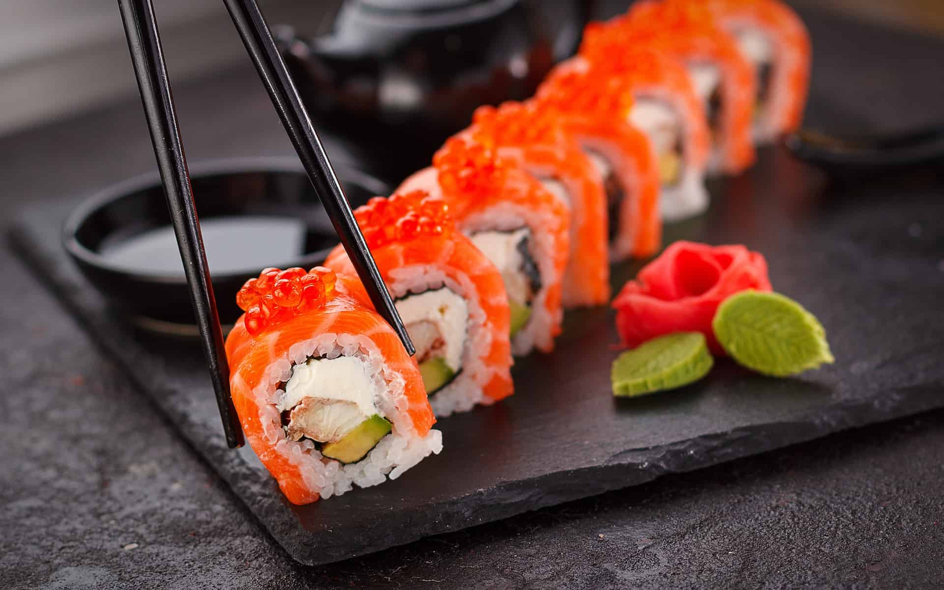 Five Reasons Why Asian Foods Are The Best
