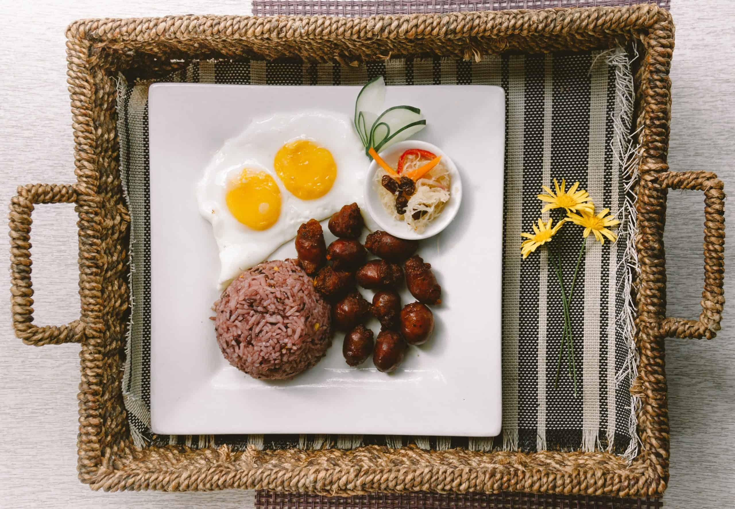 Some Filipino Party Food Favorites